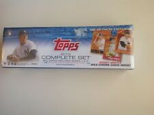 2012 Topps Complete Baseball 661 Card Factory Retail Set Series 1 & 2