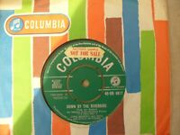CHRIS BARBER DOWN BY THE RIVERSIDE / WHEN THE SAINTS demo / promo