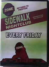 Zone @ Sidewalk, Preston July 2005  - bouncy scouse house donk -  RARE