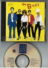 THE B-52's The B-52's JAPAN CD w/PS BOOKLET PSCD-1056 1990 Island Masters issue