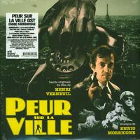 Ennio Morricone - OST Peur Sur La Ville Record (Vinyl 2LP - 1975 - EU - Reissue)