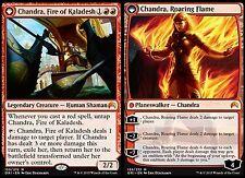 C. FUOCO DI KALADESH - CHANDRA, FIRE OF KALADESH Magic ORI ROARING FLAME Origins