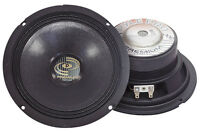 """NEW 6.5"""" Woofer Speaker.Replacement.8 ohm.Home Audio Driver.6 1/2.six half inch."""