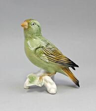 Porzellanfigur Grünling Vogel Ens H12,5cm 9941407