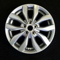 "17x6.5/"" Kia Optima OEM Wheel 14-15 Silver Factory Stock Rim 74690 #529102T370"