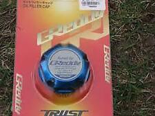Greddy Oil Filler Cap. FOR Subaru-Type-5. Blue M42 P4.5 - EJ20, EJ22, EJ18,ej25