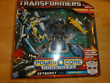 HASBRO Transformers Power Core Combiners Skyburst with Aerialbots 2009