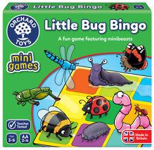 Orchard Toys Mini Games Little Bug Bingo