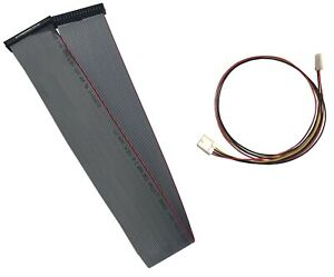 34-pin Floppy Disk Drive Data Power Gotek Cable Kit 45CM NEW FROM AMIGA KIT 1247