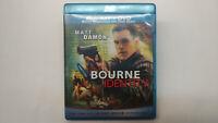 Matt Damon Signed Bourne Identity Dvd COA