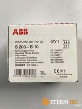 ABB 2CDS253001R0105 S203-B10 Sicherungsautomat Neu