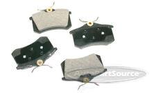 Semi-Metallic Pads fits 1985-2009 Volkswagen Golf Jetta Passat  AUTOPARTSOURCE