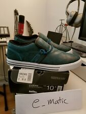 mens shoes, supra Cuban, supra, skateboard