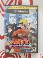 Naruto: Clash of Ninja (Nintendo GameCube, 2006)