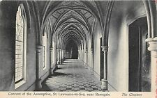 BR59399 cloisters  convent of the assumption st lawrence on sea near ramsgate uk
