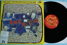 Brian Brain - Time Flies When You're Having Toast, Vinyl, LP, US'87, vg++