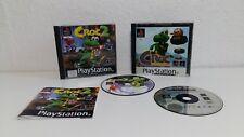 """Sony Playstation 1 Spiele """" Croc 1 und Croc 2 """""""