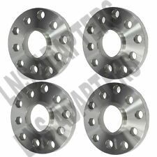 4x HubCentric Wheel Spacers 15mm | Fits Audi S8 S6 S4 TT R8 A8 A6 A4 A3 5x112