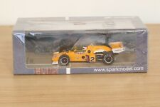 McLAREN M16C #2 WINNER INDY 500 1976 RUTHERFORD SPARK 1/43 43IN76