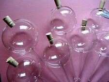 -4er Set Bewässerungskugeln Ø 9 cm Durstkugeln mundgeblasenem Lauscha Glas neu