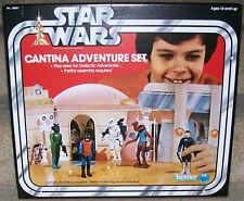 "Gentle Giant Star Wars Retro Jumbo 12"" Cantina Adventure Set Sealed Shipper"