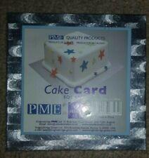 PME Cake square Support Card board