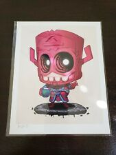 Mike Mitchell Skully Galactus Marvel X-Men