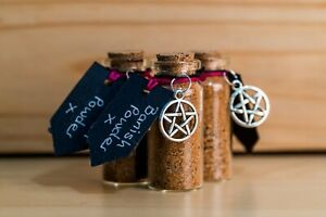 Banishing Powder - Spell, Hex, Protection, Enemy, Yorkshire, Wicca, Handmade