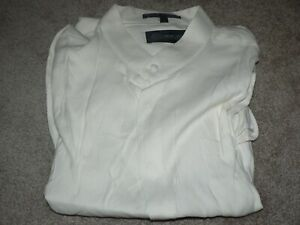Damante Couture Dress Shirt 2XL 18 1/2 Neck White color Big and Tall New