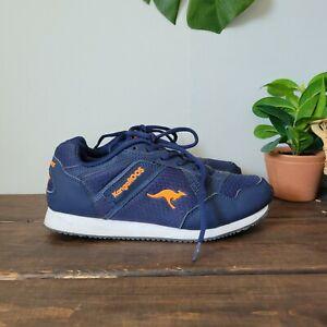 KangaROOs Sneakers Athletic Shoes Blue Mens Size 6.5