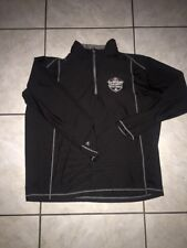 Antigua - Mens Pullovr 3/4 Zipper Golf Shirt NFL & NBC TNF 2XL