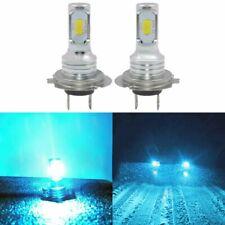 Super Bright H7 LED Headlights Bulbs Conversion Kit 35W 4000LM 8000K Ice Blue