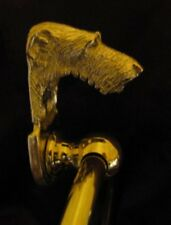 Scottish Deerhound Bronze Towel Ring!