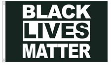 New listing Black Lives Matter Flag Blm Peace Protest Outdoor Banner Pennant 3x5 Flag 5x3