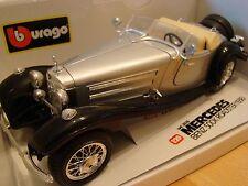 1/20 Mercedes Benz 500K Roadster Supercharged 1936 Rara