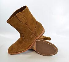 SAN MARINA Country Boots Gr. 39 Leder, UVP 120€, Damen Schuhe (S) 05/17 M3