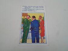 Vintage Comic Postcard - SEA LION MATING SEASON - ZOO HUMOUR  §B2478
