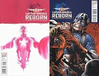 Captain America: Reborn #1-2 (2009-2010) Marvel Comics - 2 comics