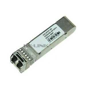 10G-SFPP-SR Brocade Compatible 10GBASE-SR SFP+ 850nm 300m DOM Transceiver