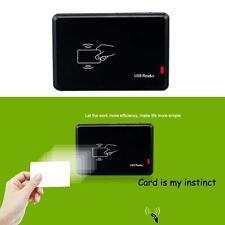 USB RFID Contactless Proximity Sensor Smart ID Card Reader 125khz Em4100