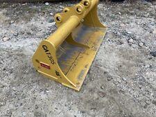 New 48 Teran Caterpillar Cat 305 305cr 305ccr 3055e 45mm Pin Grading Bucket