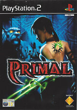PRIMAL for Playstation 2 PS2 - PAL