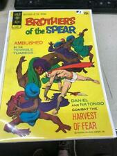 Brothers of the Spear 1-18 Gold Key 1972-1982 Complete Set