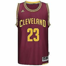 size 40 af51e 5d68e adidas Cleveland Cavaliers NBA Jerseys for sale | eBay