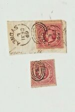1860-63  NEW SOUTH WALES  QUEEN VICTORIA DIADEM STAMPS