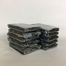 LOT OF 10 500GB Desktop SATA Hard Drives 3.5