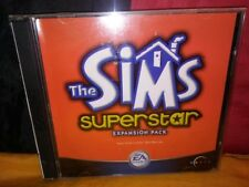 The Sims: Superstar Expansion Pack PC CD-ROM Jewelcase