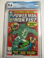 Power Man and Iron Fist #66 CGC 9.6 2nd appearance of Sabretooth