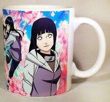 Hinata Hyuga - Coffee Mug - Cup - NARUTO Shippuuden - Anime - Manga - Gift