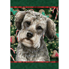 Schnoodle Holiday Treats Flag